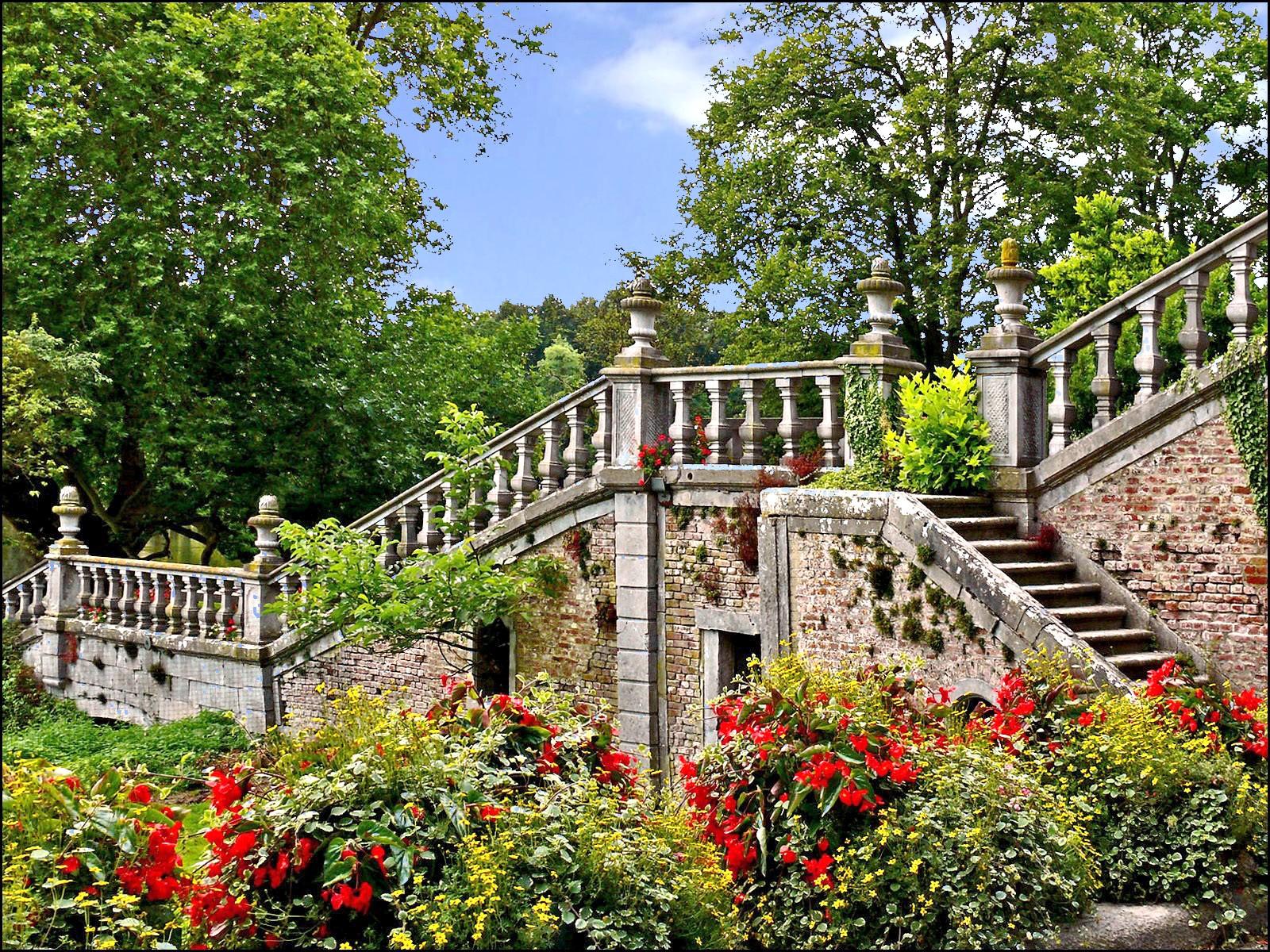 Pairi daiza un jardin des mondes belgique disney gazette for Jardin grande