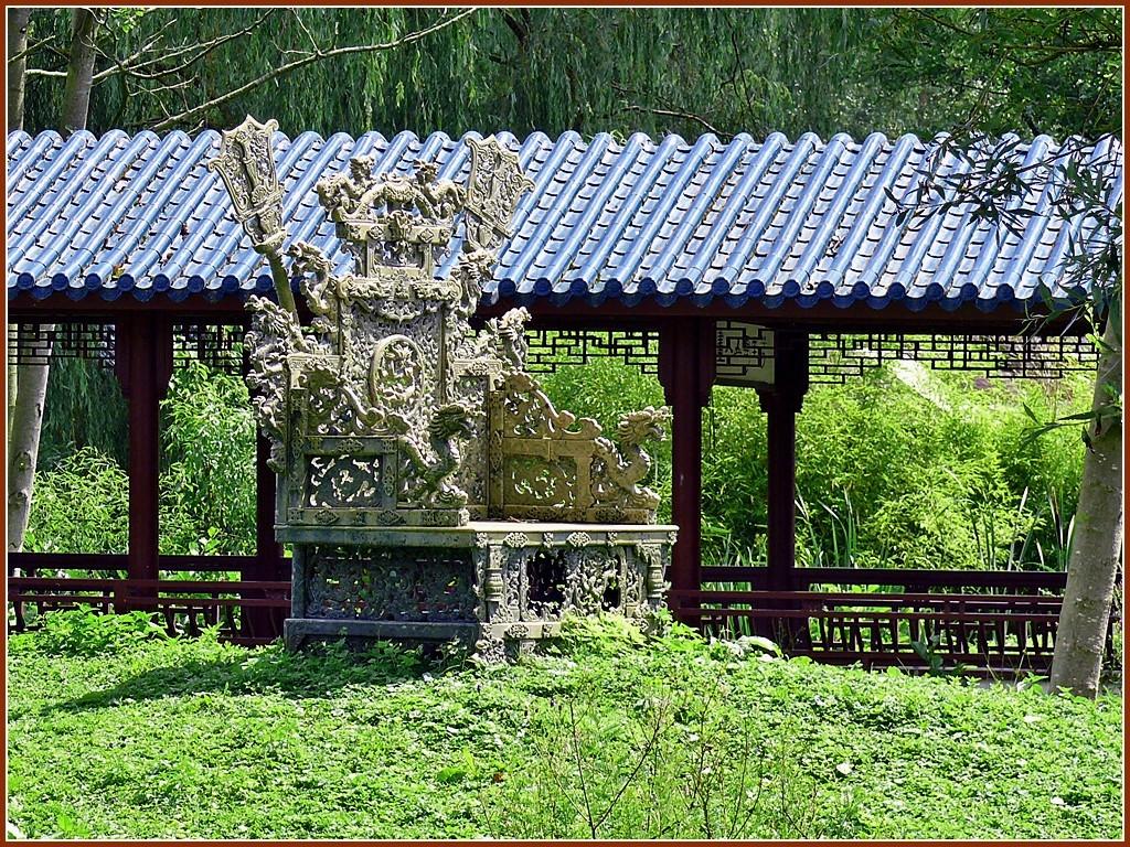 Le r ve de l empereur 4 essentiellement nature for Conception de jardin dans le paysage