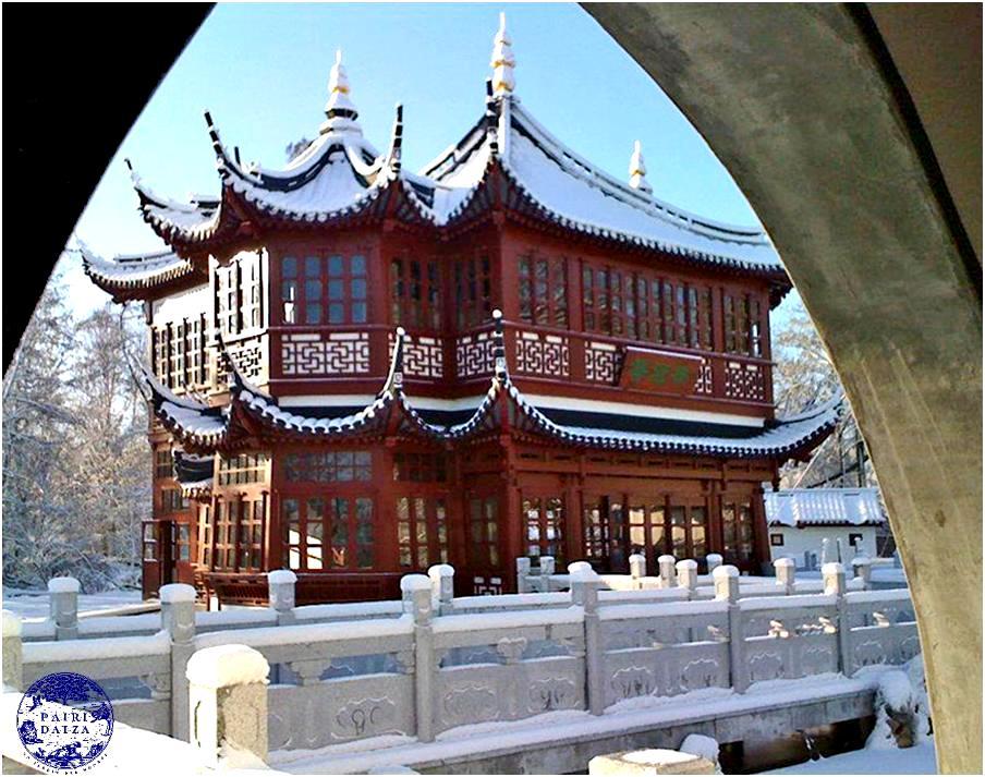 Pairi Daiza hiver 1