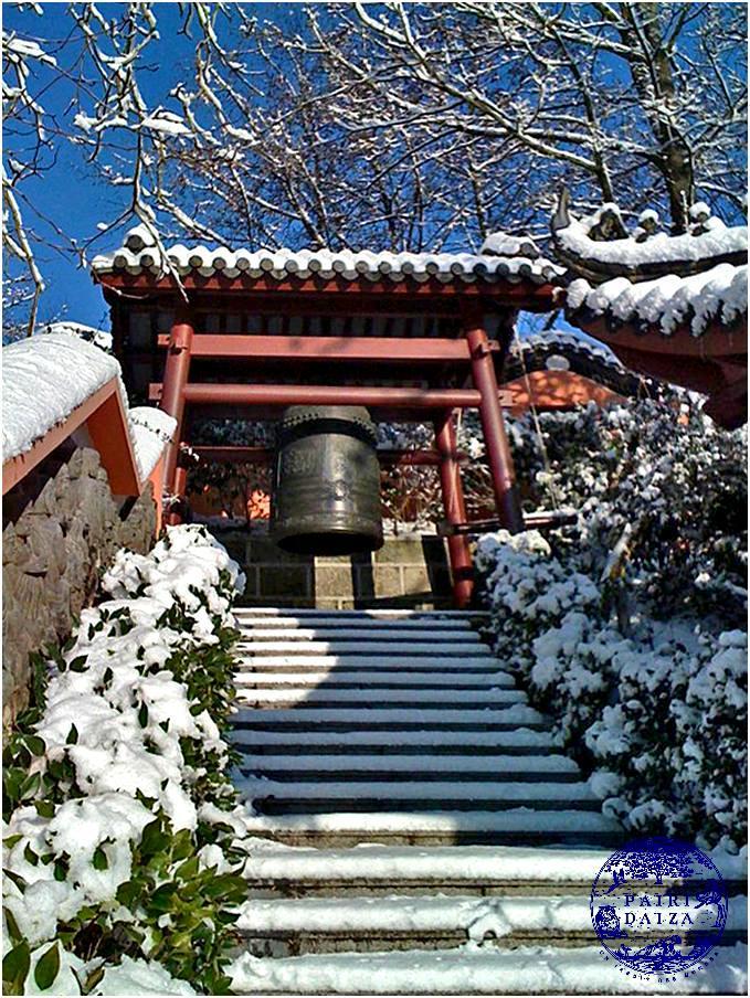 Pairi Daiza hiver 2