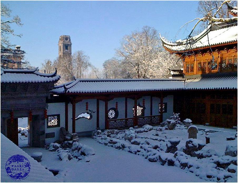 Pairi Daiza hiver 3