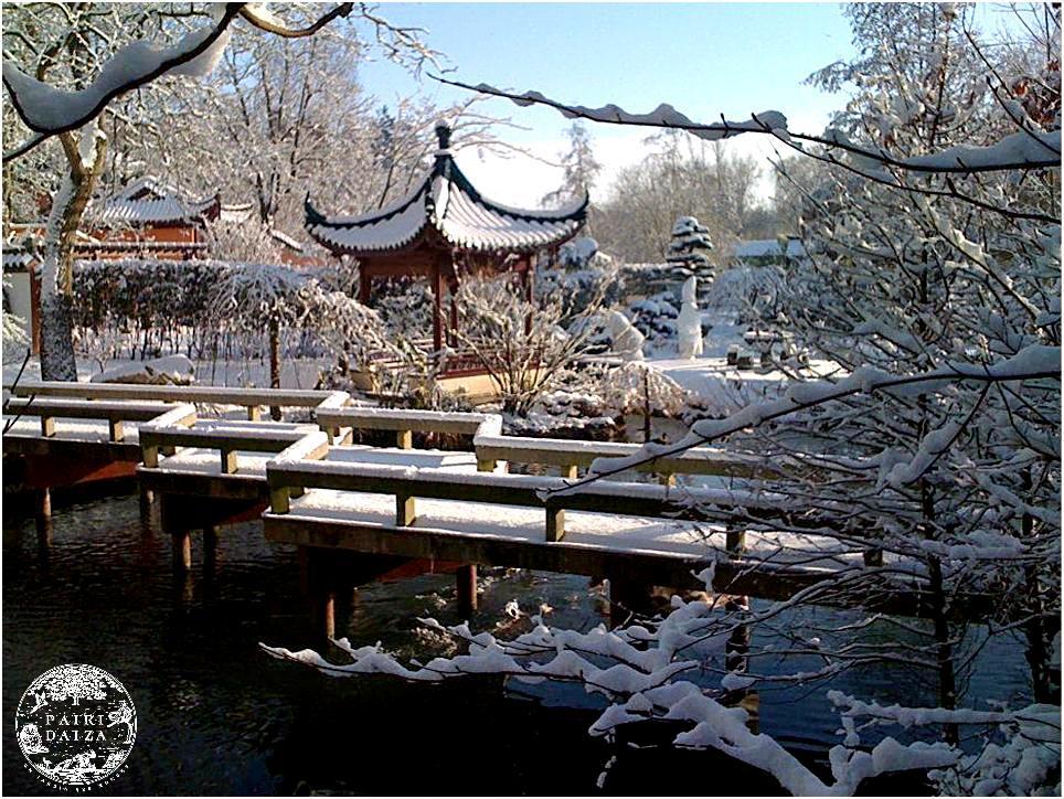 Pairi Daiza hiver 4