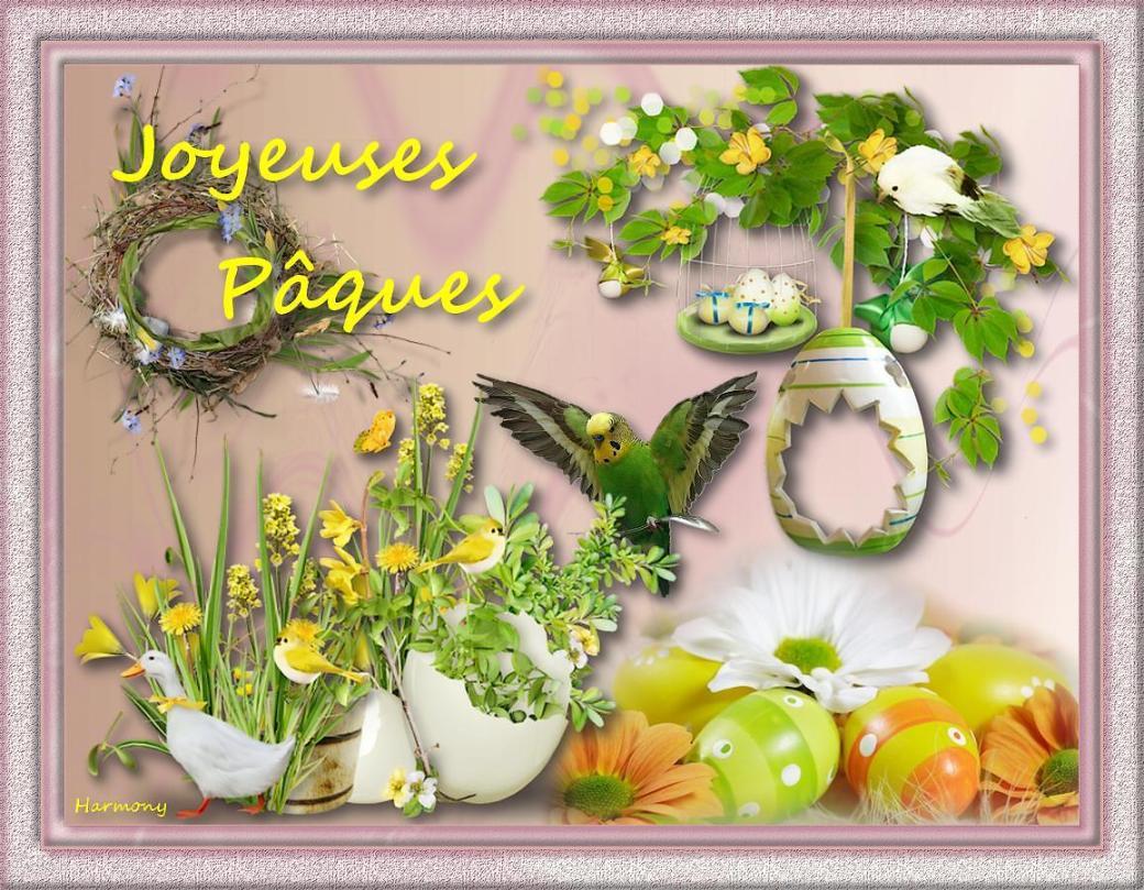 Joyeuses Pâques 1