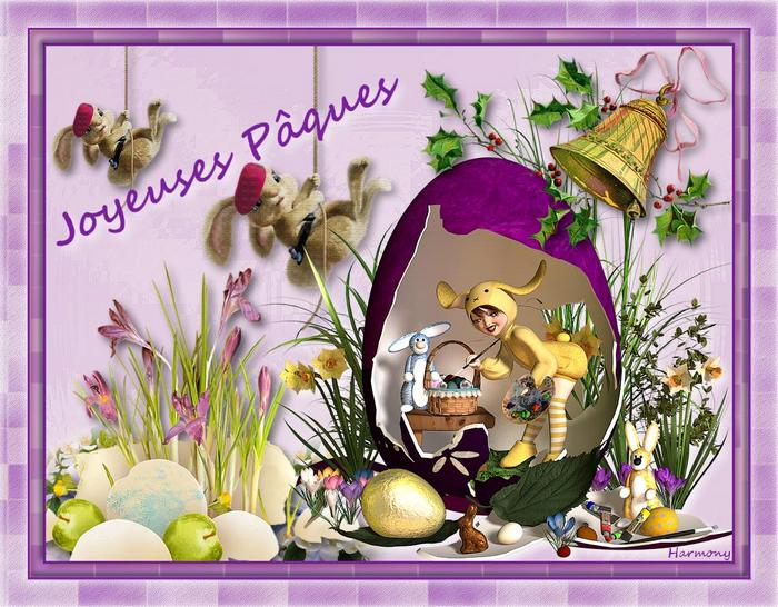 Joyeuses Pâques 2.-