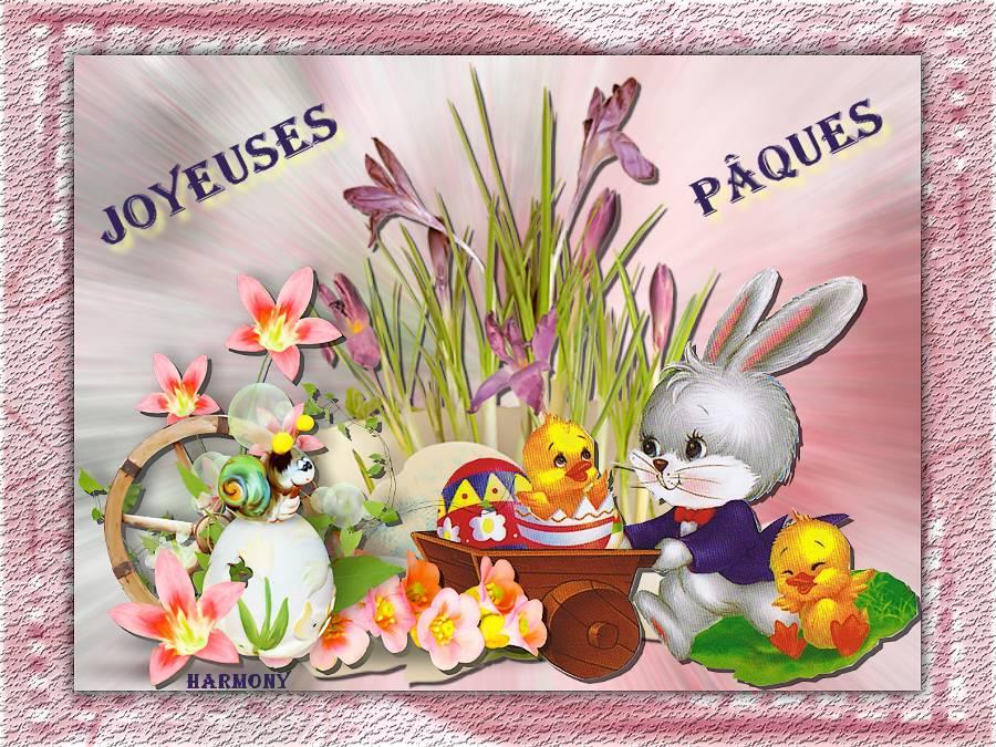 Joyeuses Pâques 1-2015