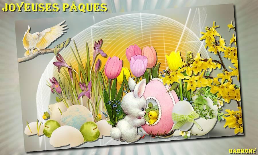 Joyeuses Pâques 2015