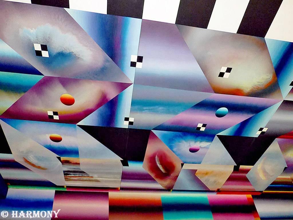 Peinture plafond 1