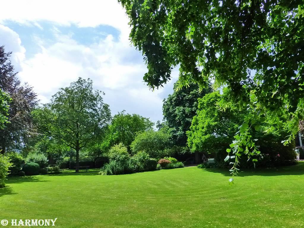 Jardins liege essentiellement nature for Jardin expo 2016 liege