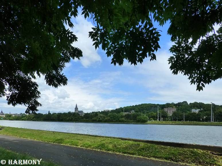 6.Vue sur la Meuse